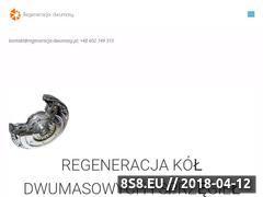Miniaturka regeneracja-dwumasy.pl (Regeneracja koła dwumasowego)