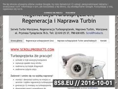 Miniaturka domeny regeneracja-turbosprezarek.blogspot.com