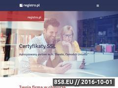 Miniaturka domeny registro.pl