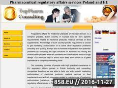 Miniaturka domeny www.regulatory-affairs.pl