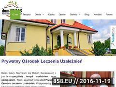 Miniaturka Prywatny Ośrodek Leczenia Uzależnień (rehab-terapia.pl)