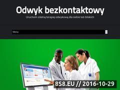 Miniaturka domeny www.rehab.com.pl