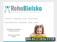 Miniaturka domeny rehabielsko.pl