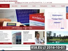 Miniaturka domeny rehabilis.eu