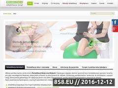 Miniaturka domeny rehabilitacja-mw.pl