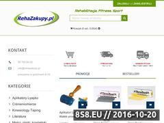 Miniaturka domeny rehazakupy.pl