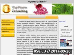 Miniaturka domeny www.rejestracja-lekow.pl