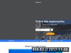 Miniaturka rejsomat.pl (Wyszukiwarka rejsów jachtem i lotów)