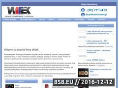 Miniaturka domeny www.reklama-witek.pl