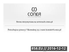 Miniaturka domeny www.reklama.conea.pl