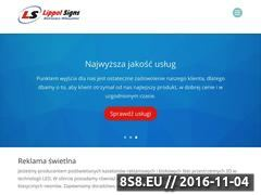 Miniaturka domeny www.reklamki.pl