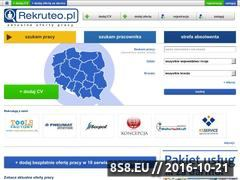 Miniaturka domeny rekruteo.pl