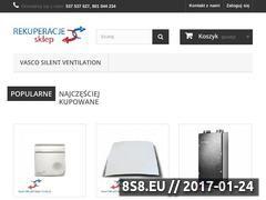 Miniaturka domeny rekuperacja-inventer.pl