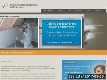 Zrzut strony Rekuperacja Szczecin