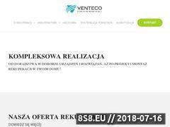 Miniaturka rekuperacjawdomu.pl (Montaż rekuperacji, wentylacji z odzyskiem ciepła)