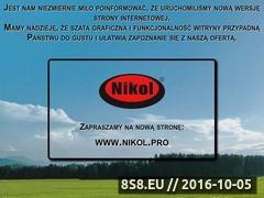 Miniaturka domeny www.rekuperatory-nikol.pl