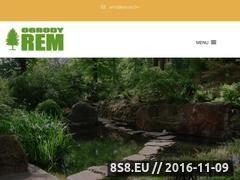 Miniaturka Usługi ogrodnicze oraz renowacje ogrodów (rem-ogrody.pl)