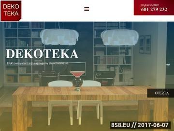 Zrzut strony Projektanci wnętrz Warszawa