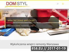 Miniaturka domeny remonty-wnetrza.warszawa.pl