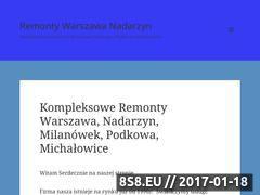 Miniaturka domeny www.remonty.eu.org
