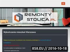 Miniaturka domeny www.remontystolica.pl
