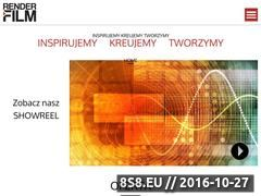 Miniaturka domeny www.renderfilm.pl