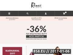 Miniaturka domeny renee.pl