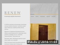 Miniaturka domeny www.renew.pl
