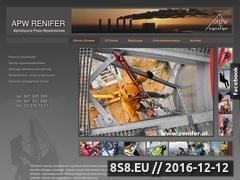 Miniaturka domeny www.renifer.pl