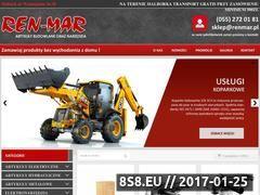 Miniaturka domeny www.renmar.pl