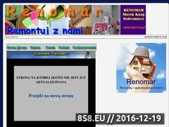 Miniaturka domeny renomar.dbv.pl