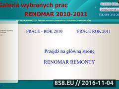 Miniaturka domeny renomar.xorg.pl