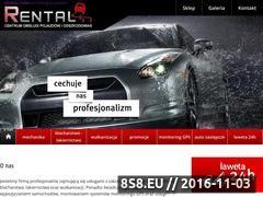 Miniaturka domeny www.rentalserwis.pl