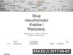 Miniaturka domeny www.rentapartment.com.pl