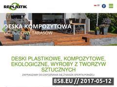 Miniaturka replastik.pl (Deski kompozytowe)