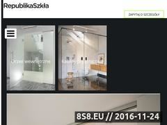 Miniaturka domeny www.republikaszkla.pl