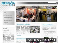 Miniaturka domeny www.resexpo.com.pl