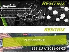 Miniaturka domeny resitrix.com.pl