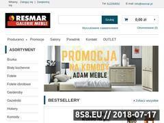 Miniaturka domeny resmar.pl