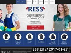 Miniaturka domeny www.ress.pl