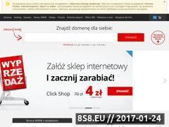 Miniaturka domeny www.restandsleep.pl