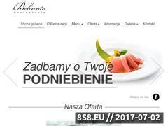 Miniaturka domeny restauracja-belcanto.pl