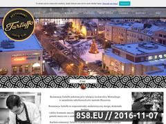 Miniaturka domeny restauracja-tartuffo.pl