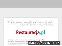 Miniaturka domeny restauracja.pl