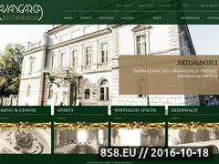 Miniaturka domeny www.restauracjaavangarda.pl