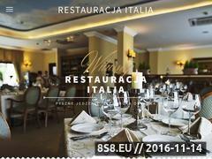 Miniaturka domeny restauracjaitalia.pl