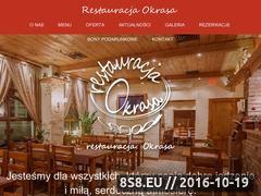 Miniaturka domeny restauracjaokrasa.pl