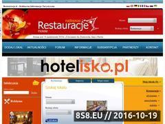 Miniaturka domeny www.restauracje.it
