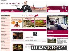 Miniaturka domeny restauracjewroclaw.com