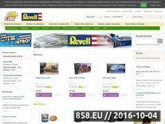 Miniaturka domeny revell.com.pl
